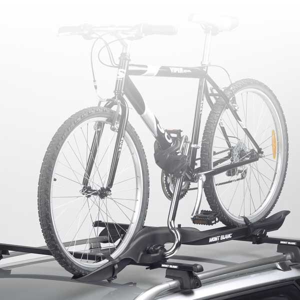 Black Mont Blanc Barracuda Twin Cycle Carrier